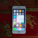 Cómo usar todas las funciones 3D Touch en el iPhone 6S