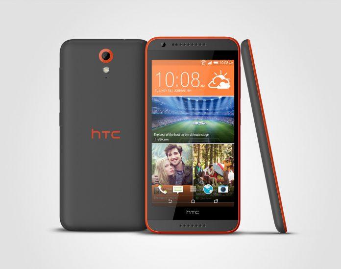 HTC Desire 620 llegará a principios de 2015