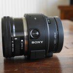 Revisión de Sony QX1