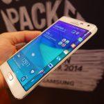 Samsung Galaxy Note Edge no llegará al Reino Unido en el lanzamiento