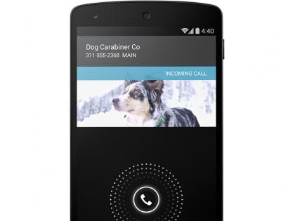 Identificador de llamadas de Android 4.4 KitKat