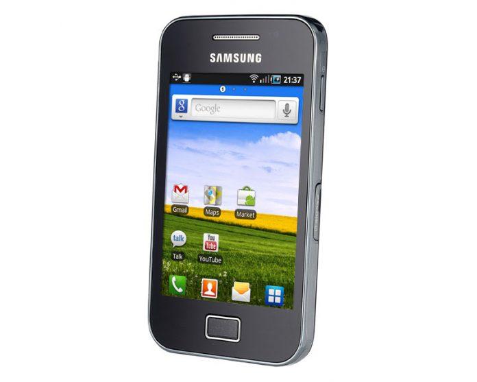Revisión de Samsung Galaxy Ace