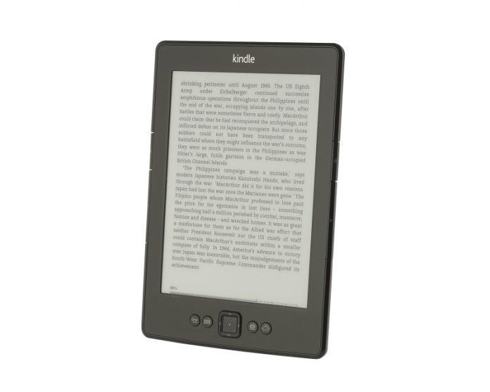 Revisión de Amazon Kindle (2012)