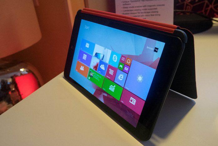 Revisión de Lenovo ThinkPad 8