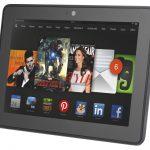 "Amazon Kindle Fire HDX 7"" revisión"