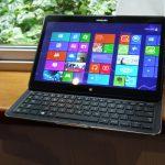 Revisión de Samsung ATIV Q: práctica con la tableta Windows y Android
