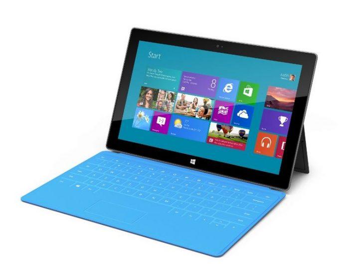 Se anuncia el precio de la tableta Microsoft Surface en el Reino Unido