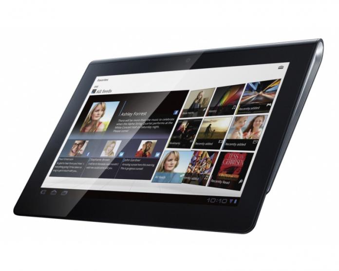Cómo ... actualizar manualmente su Sony Tablet S a ICS