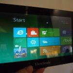 Viewsonic en el MWC: el costo de Android Market y el potencial de las tabletas de Windows 8