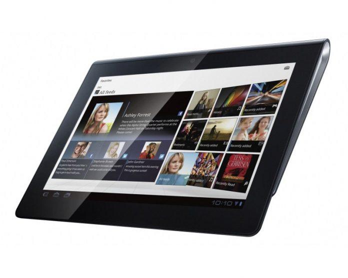 Revisión de Sony Tablet S