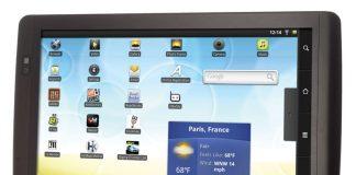 Revisión de Archos 101 Internet Tablet