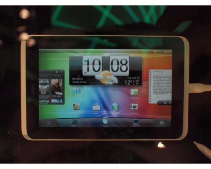 HTC Flyer Sense