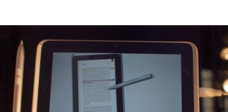 Tablet Flyer de 7 pulgadas demostrada por HTC