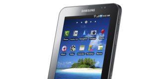 Revisión de Samsung Galaxy Tab