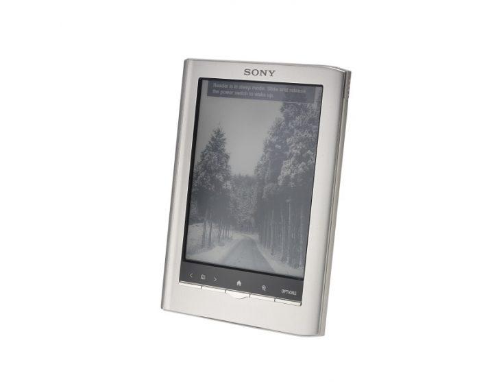 Revisión de Sony Reader PRS-350 Pocket Edition