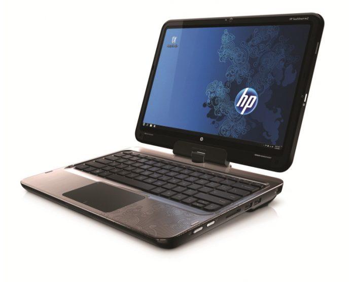 Revisión de HP TouchSmart TM2-101ea