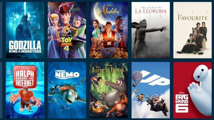 Las mejores películas de Now TV y Sky Cinema