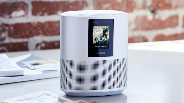 Bose Home Speaker 500: el altavoz Alexa es un rival de Sonos