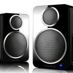 Revisión de Wharfedale DS-2: gran sonido en un paquete pequeño