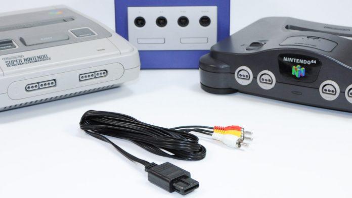 Cómo conectar viejas consolas de juegos a la TV