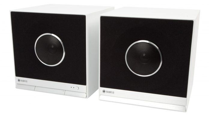 Revisión de Raumfeld Stereo Cubes