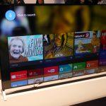 La gama ultradelgada de televisores Sony Bravia 2015 llega con Android TV
