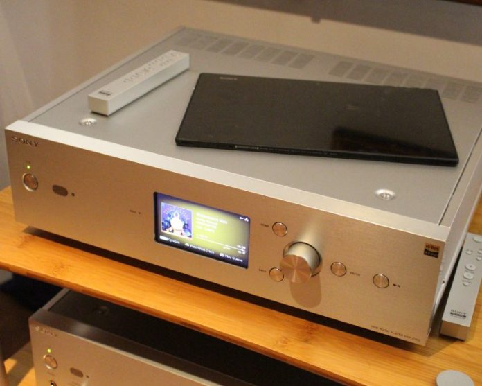 El audio de alta resolución de Sony llega a la revisión del Reino Unido