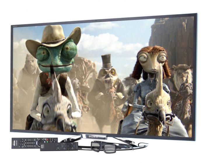 Revisión del televisor LED Sony W9 con pantalla Triluminos