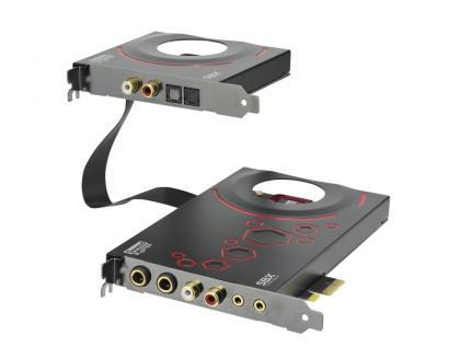 Tarjeta hija Creative Sound Blaster ZxR