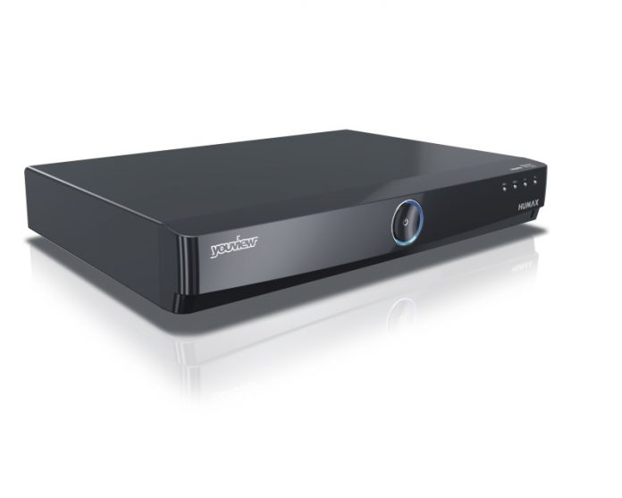 Revisión de Humax YouView DTR-T1000