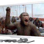 Revisión de Smart LED TV serie 7000 de Philips (42PFL7666T / 12)