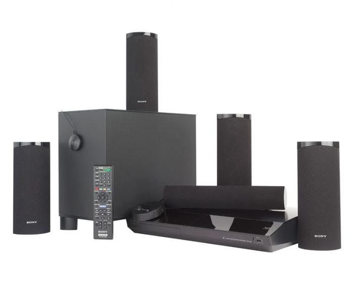 Revisión de Sony BDV-E380