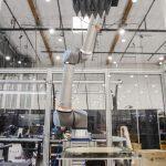 Amazon desarrolla una antena de bajo costo con capacidad de 400 Mbps a través de transmisión por satélite