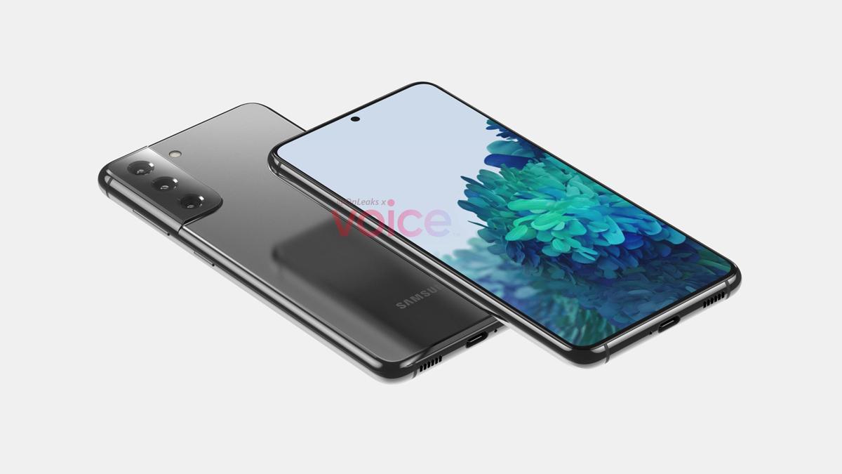 Fugas de Samsung Galaxy S21