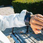 Wristcam es una correa de reloj de Apple de terceros que cuenta con cámaras duales