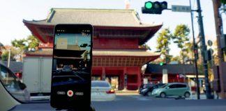 Google Street View User Contribution Via Smartphone