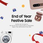 Samsung celebrará mañana la venta festiva de fin de año;  Galaxy Note10 + con descuento de RM2199