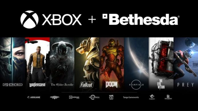 Microsoft Xbox Bethesda