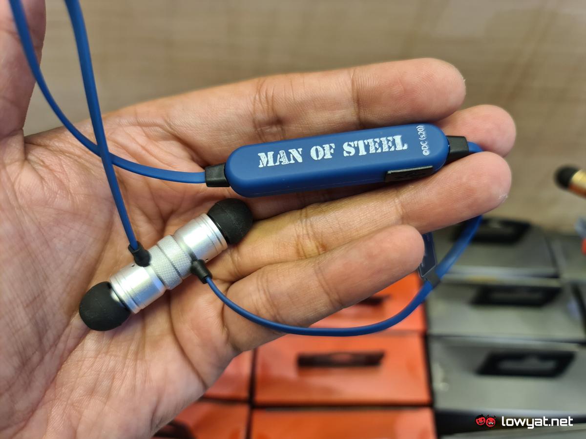 A&S presenta auriculares inalámbricos verdaderos Wonder Woman A200SE