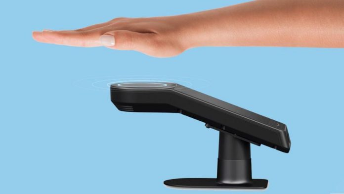 Amazon One Palm scanner service