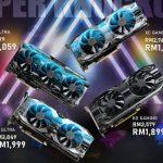 EVGA Malaysia reduce el precio de las tarjetas GeForce RTX serie 20;  Comienza desde RM1899