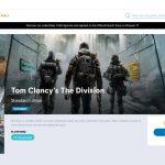 Tom Clancy's The Division es gratis en Uplay hasta el 8 de septiembre de 2020