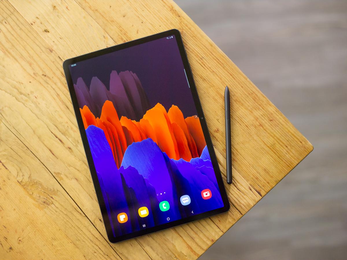 Samsung Galaxy Tab S7 y S7 Plus presentados