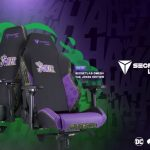 """Secretlab anuncia las sillas de la edición """"The Joker"""" en colaboración con DC y Warner Bros"""