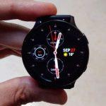 Presuntas fugas de especificaciones y video del Samsung Galaxy Watch 3