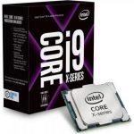 Intel interrumpirá la producción de la CPU de la serie Core X de novena generación