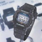 Casio lanza el kit de manualidades gratuito G-Shock DW-5600