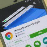 Google está probando un conmutador de pestañas de la barra inferior para Chrome en Android