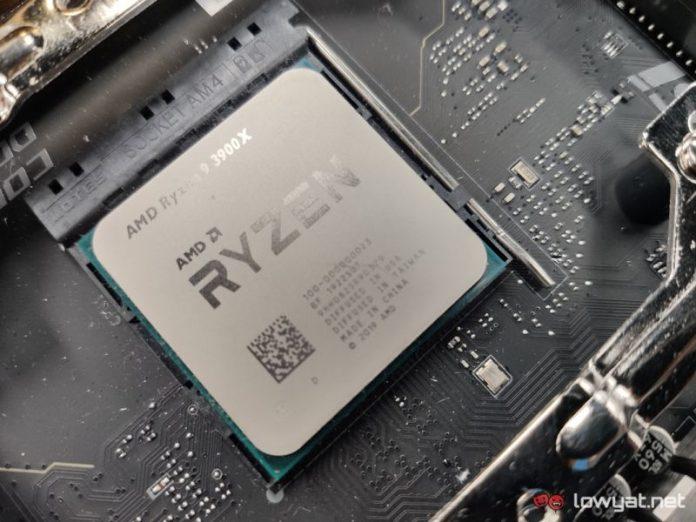 AMD responde a la alegación sobre algunas placas base X570 que notifican datos de telemetría incorrectamente