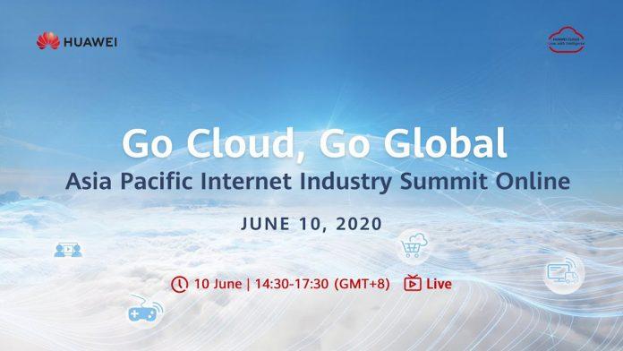 La Cumbre de la Industria de Internet de HUAWEI CLOUD Asia Pacífico se pondrá en marcha el 10 de junio;  ¡Tenga la oportunidad de ganar un nuevo Huawei P40 y más!